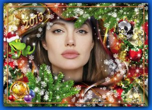Christmas Photo Frames - click for full size