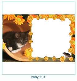 baby Photo frame 101