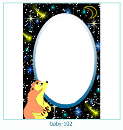 baby Photo frame 102