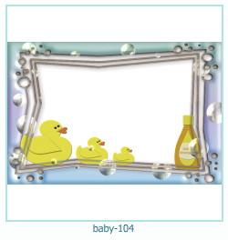 baby Photo frame 104