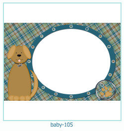baby Photo frame 105