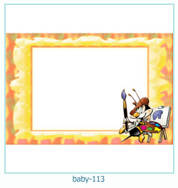 baby Photo frame 113