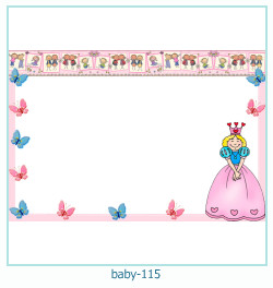 baby Photo frame 115