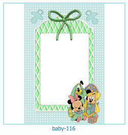 baby Photo frame 116