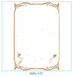 baby Photo frame 121