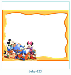 baby Photo frame 123