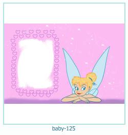 baby Photo frame 125