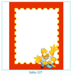 baby Photo frame 127