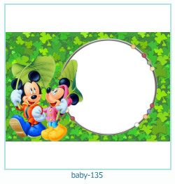 baby Photo frame 135