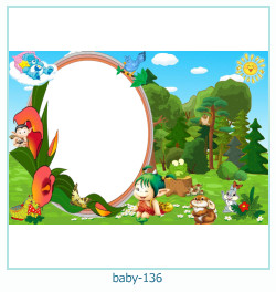 baby Photo frame 136