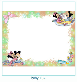 baby Photo frame 137