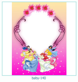 baby Photo frame 140