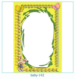 baby Photo frame 142