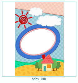 baby Photo frame 148