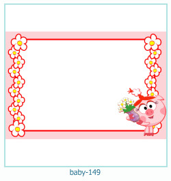 baby Photo frame 149