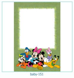 baby Photo frame 151