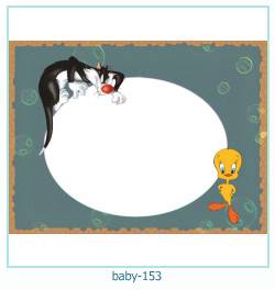 baby Photo frame 153