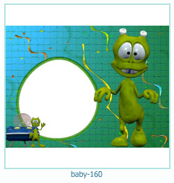 baby Photo frame 160
