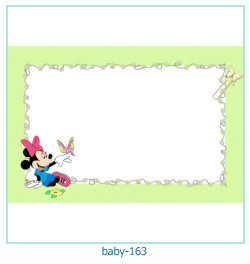 baby Photo frame 163