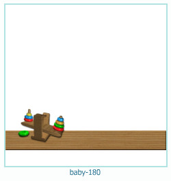 baby Photo frame 180