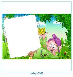 bebê Photo Frame 190