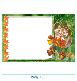 baby Photo frame 193