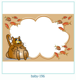 baby Photo frame 196