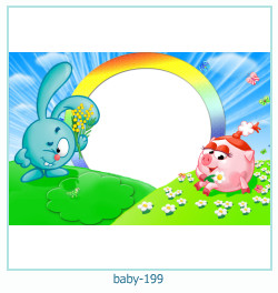 baby Photo frame 199
