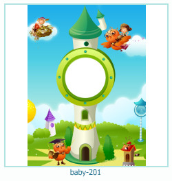 baby Photo frame 201