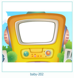 baby Photo frame 202