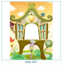 baby Photo frame 203