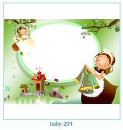baby Photo frame 204