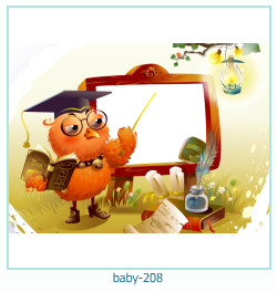 baby Photo frame 208