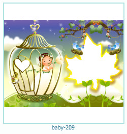 baby Photo frame 209