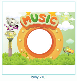 baby Photo frame 210