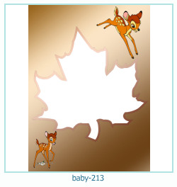 baby Photo frame 213