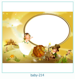 baby Photo frame 214