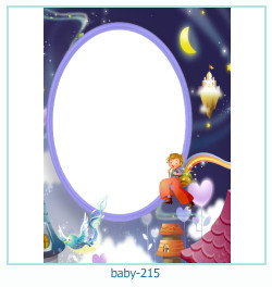 baby Photo frame 215