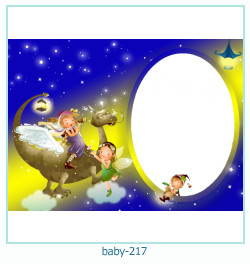 baby Photo frame 217