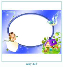 baby Photo frame 218
