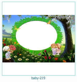 baby Photo frame 219