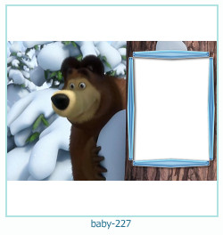 baby Photo frame 227