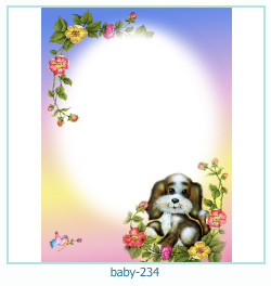 baby Photo frame 234