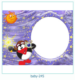 baby Photo frame 245