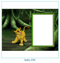 baby Photo frame 246