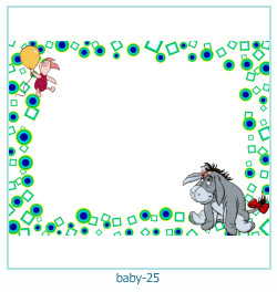 baby Photo frame 25