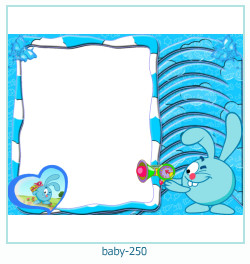 baby Photo frame 250