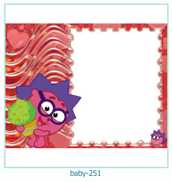 baby Photo frame 251