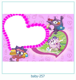 baby Photo frame 257