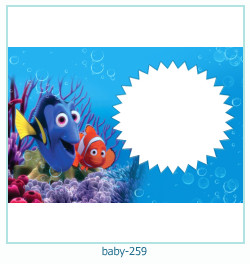 baby Photo frame 259